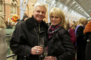 Tiger Tracks with Joanna Lumley