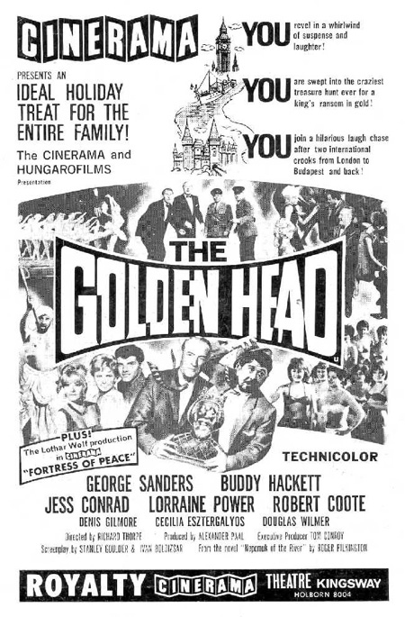 golden head